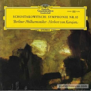 SHOSTAKOVICH- SYMPHONY NO. 10