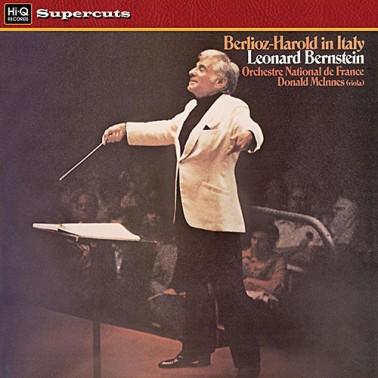 Berlioz* -Leonard Bernstein,Orchestre National de France,Donald McInnes–Harold In Italy