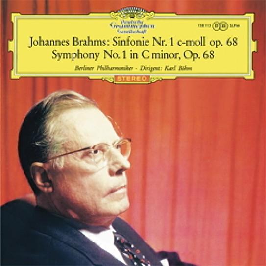 Analogphonic Brahms: Symphony No. 1