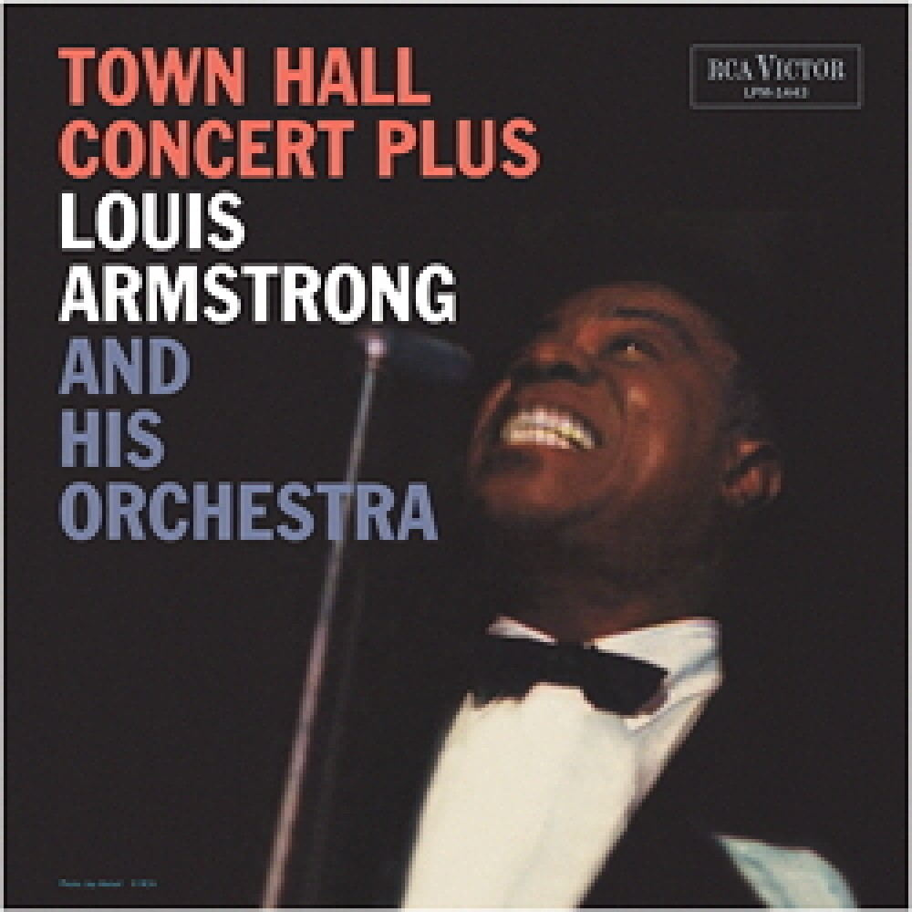 Louis Armstrong: Town Hall Concert Plus