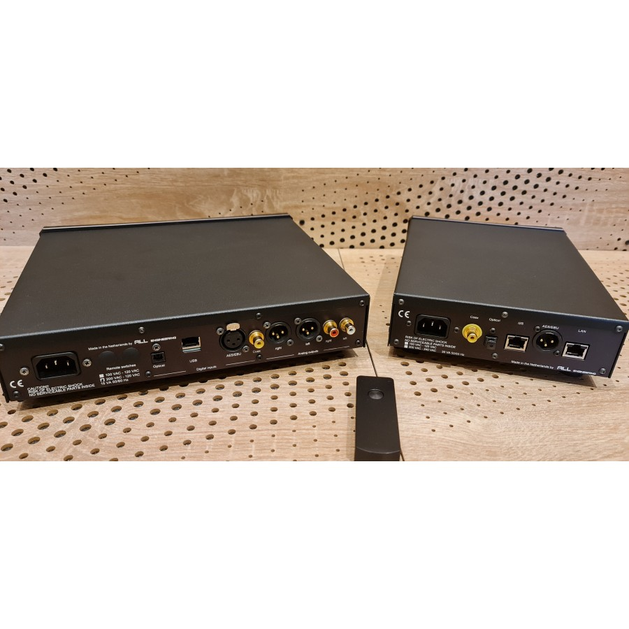 Metrum Acoustics ONYX I2S ex demo plus Ambre server