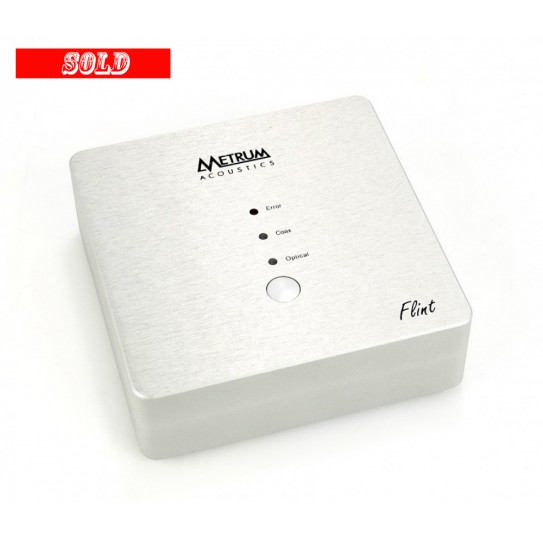 Metrum Acoustics FLINT DAC used
