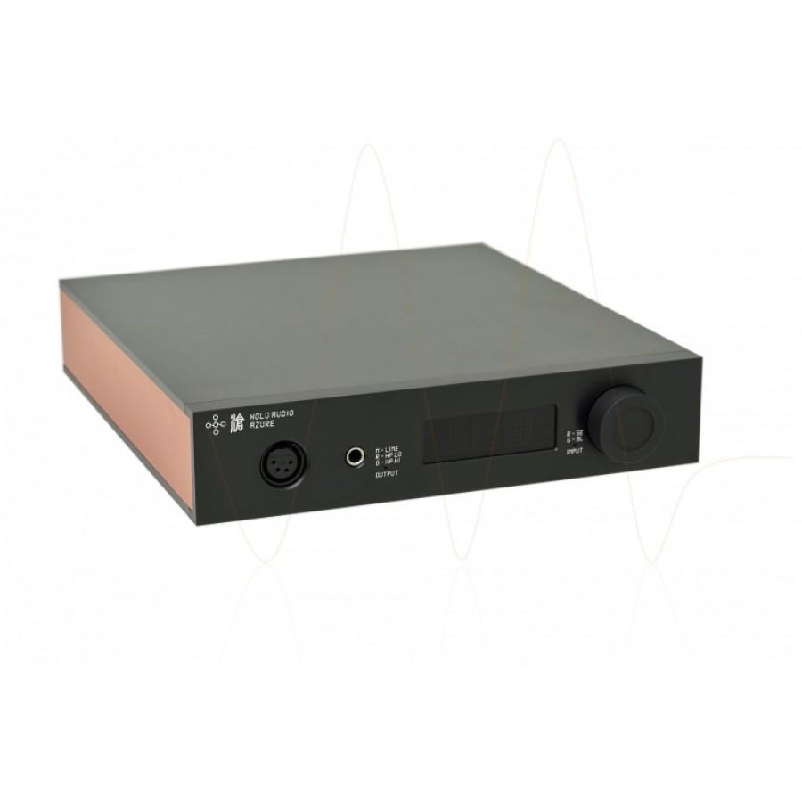 Holo Audio | Azure | Balanced full discrete pre- & headphone amplifier