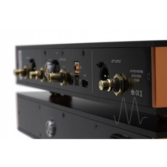 Holo Audio - MAY DAC Level 1 (R2R - DSD1024)