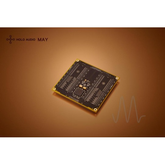 Holo Audio - MAY DAC Level 2 (R2R - DSD1024)