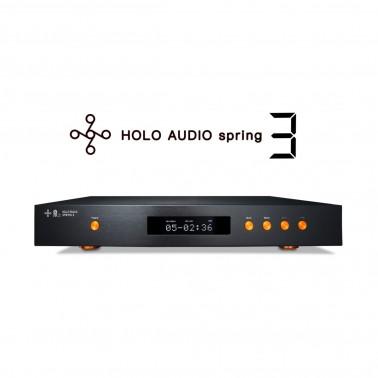 Holo Audio - Spring 3 DAC L1 -Kitsune edition (R2R - DSD1024)