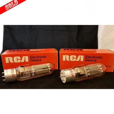 RCA 845 Pair