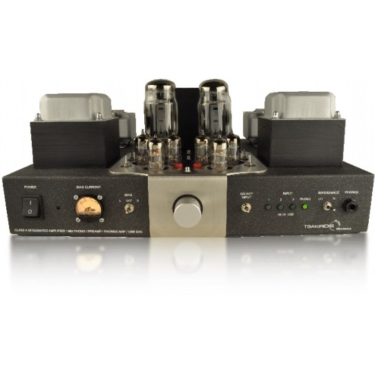 Tsakiridis Theseus Integrated Amplifier