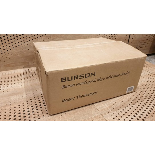Burson Timekeeper amplifier sold !!