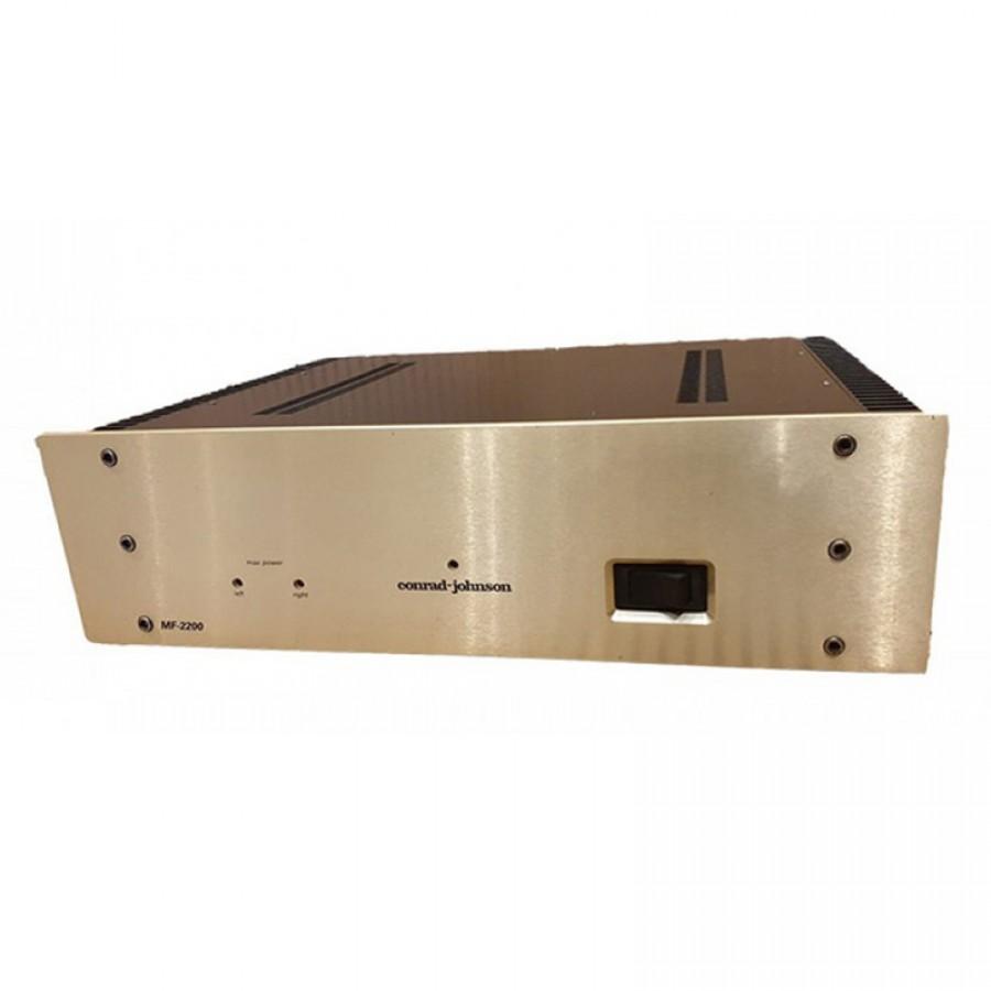 Conrad Johnson MF 2200 amplifier