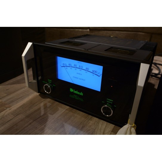 McIntosh MC611 Mono Power Amplifier MC-611 pair