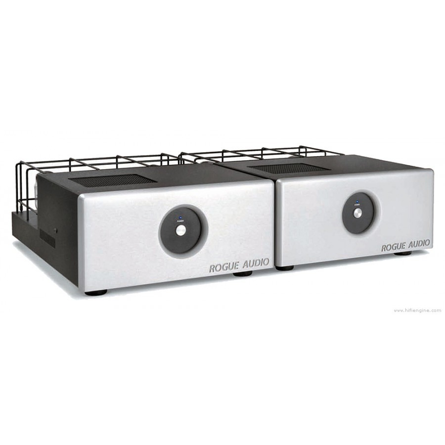 Rogue Audio M-120 Monoblocks KT88