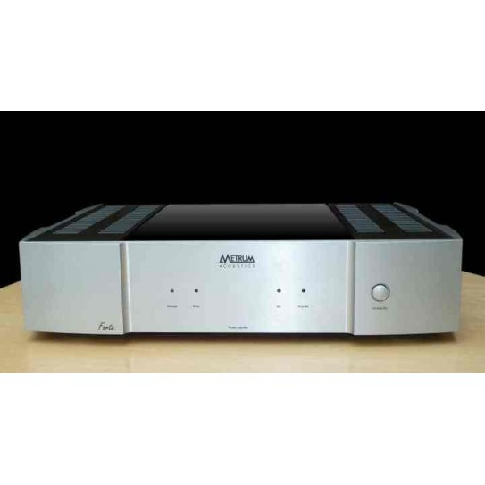 Metrum Acoustics Forte Amplifier Triode