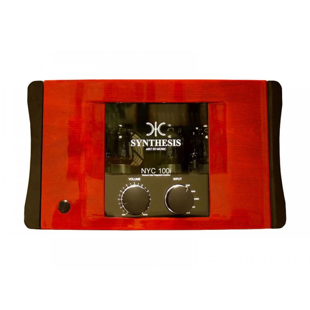 Metropolis NYC100i 100W Dual Mono Integrated Amplifier