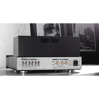 Synthesis Roma 753AC 50W Integrated Stereo Tube Amplifier