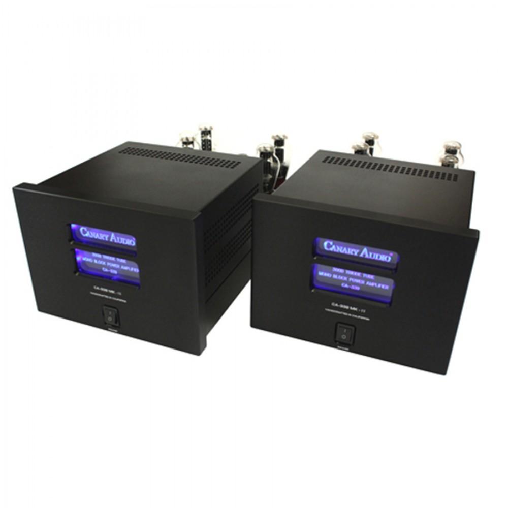 Canary Audio CA-339MK-II Monoblock Amplifiers