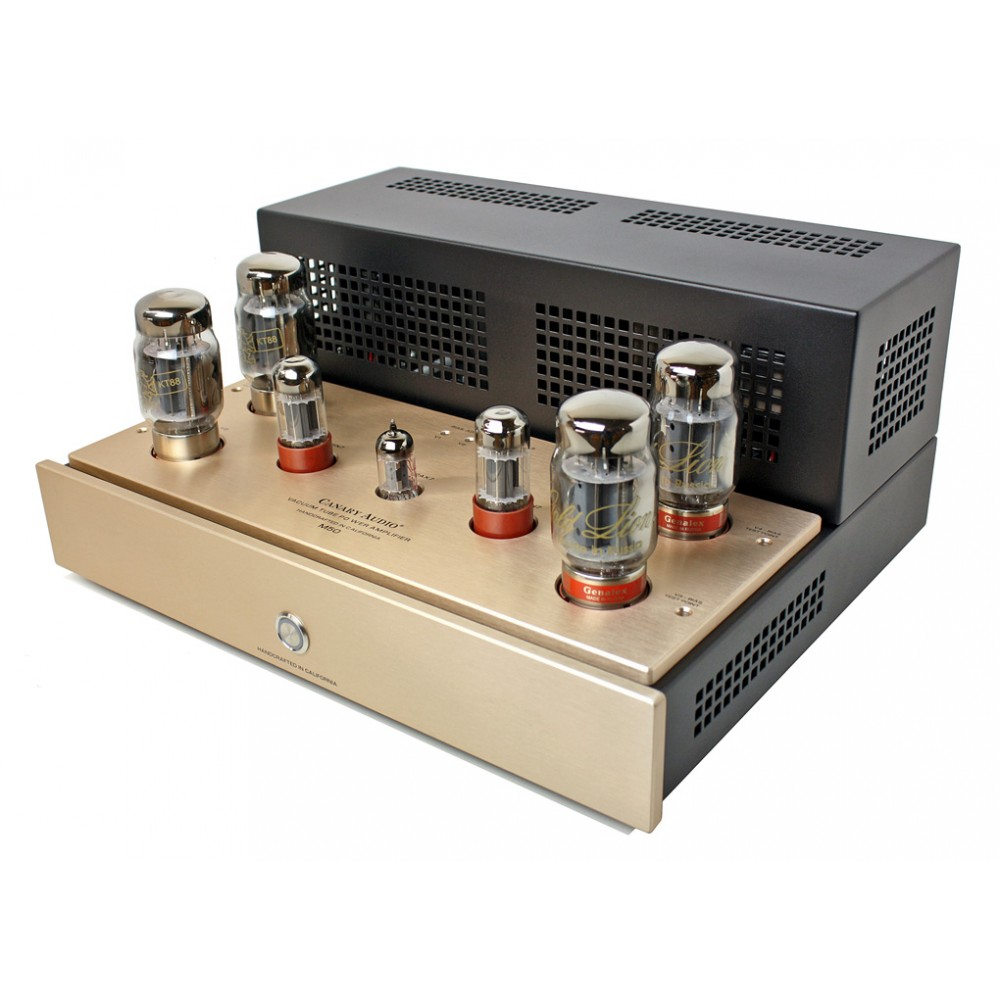 Canary Audio M50 Stereo Power Amplifier