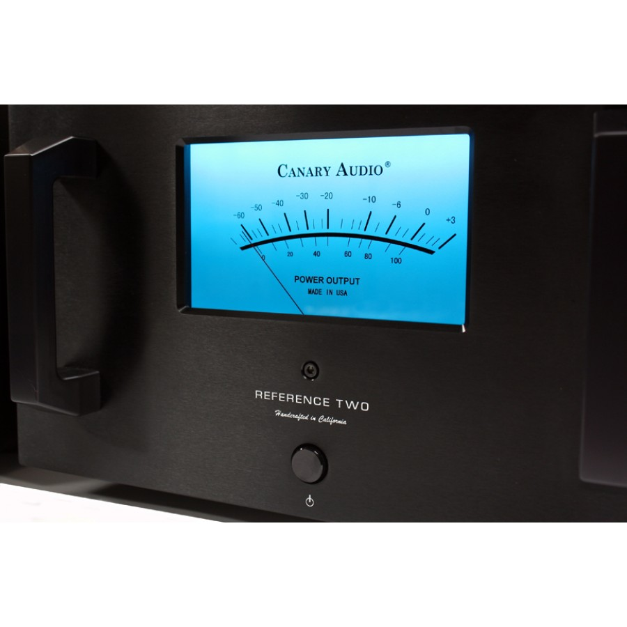 Canary Audio REFERENCE TWO Monoblock Amplifiers