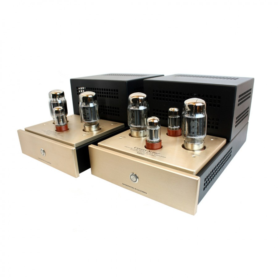 Canary Audio M280 Monoblock Amplifiers
