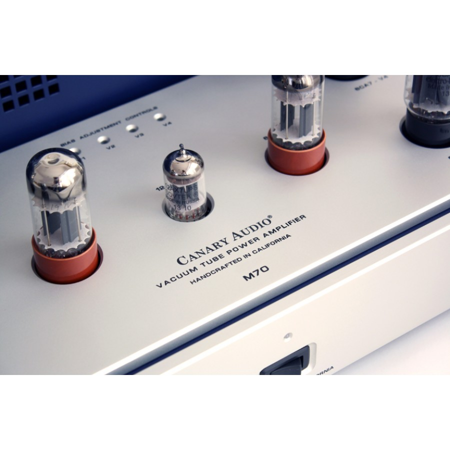 Canary Audio M70 Stereo Power Amplifier