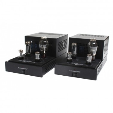 Canary Audio M80 Single-Ended Monoblock Amplifiers