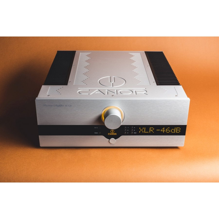 Canor Audio AI 1.20 integrated amplifier
