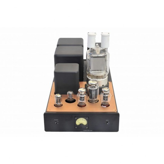 Icon Audio - Single Ended GU81 Mono Blocks with 100 Watts of Pure Triode - MB81 SE