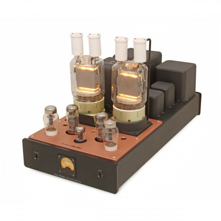 Icon Audio - GU81 Mono Blocks 250 Watts of Triode Power - MB81 PP