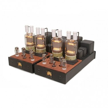 Icon Audio - GU81 Mono Blocks 250 Watts of Triode Power - MB81 PP