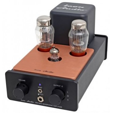 Icon Audio Headphone Amplifier - HP8 MkII