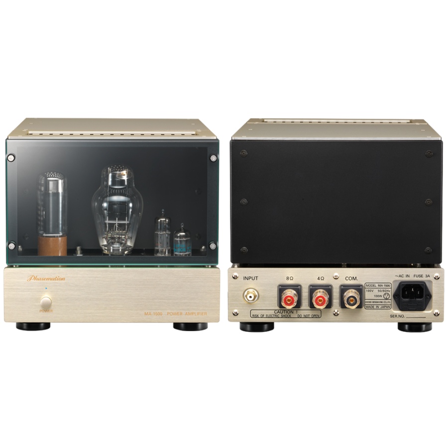 Phasemation MA-1500 amplifier