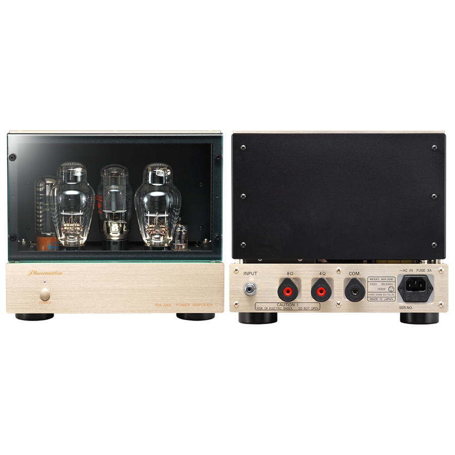 Phasemation Power Amplifier MA-2000