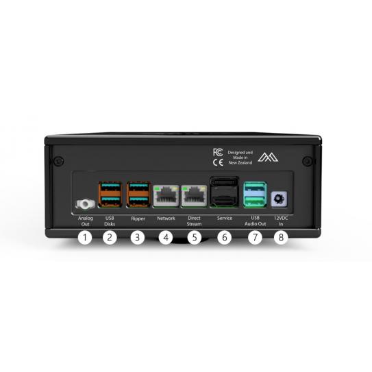 Antipodes S40 Music Server