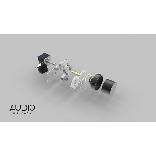 Audio Hungary QUALITON A50i Demo