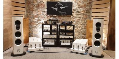 AudioSolutions Virtuoso at Chameleon Audio !