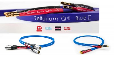 New Tellurium Q Blue II