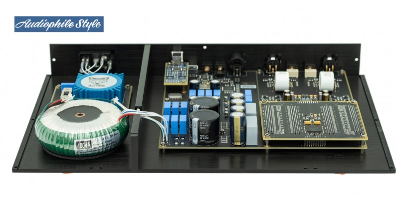 Holo Audio Spring KTE R2R DAC