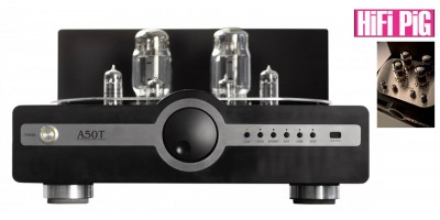 Synthesis A50 Taurus Integrated Amp with DAC