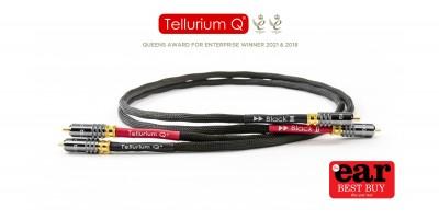 EAR 5 Star award Tellurium Q