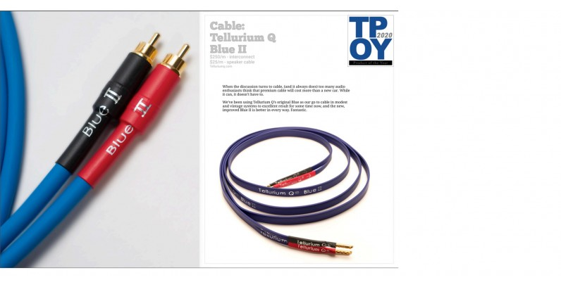 Product of the Υear, Blue II Tone Audio