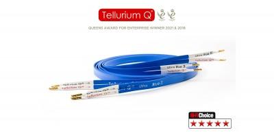 Ultra Blue II HiFi Choice award