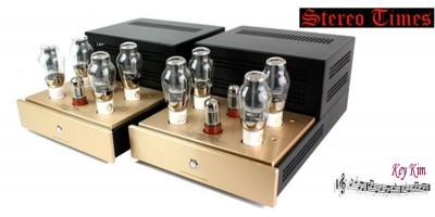 Canary Audio M350 monoblocks