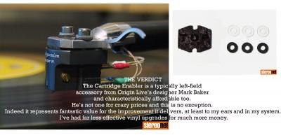 Origin Live Cartridge Enabler Review