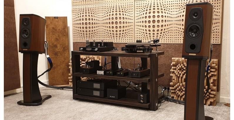 Fezz Audio Silver Luna Prestige Tube Amplifier