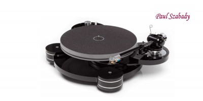 The Origin Live Resolution Mk 4 Turntable