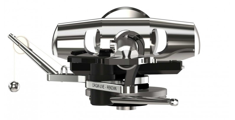 The Renown Tonearm by Origin Live !