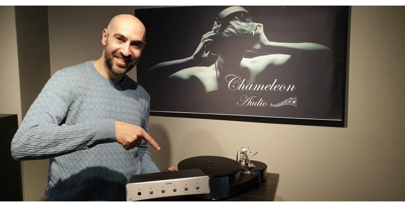 Η Συνεργασια της Chameleon Audio με την Heaven Music