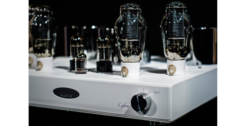 New Fezz Audio Lybra 300B Integrated amplifier