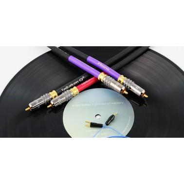 Tellurium Q Black Phono RCA Cable