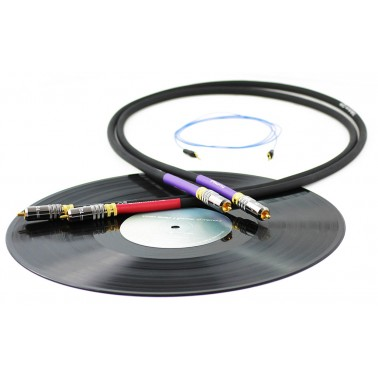 Tellurium Q Black Phono RCA Cable